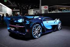 Hear The Bugatti Vision Gt Concept S Engine Start Up And