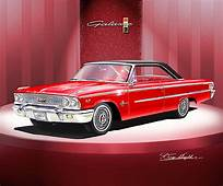Surfside Classic CA Vacation Edition 1964 Ford Galaxie