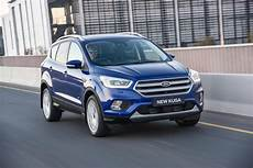 Ford Kuga Facelift 2017 Launch Review Cars Co Za