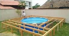 Pool Selber Bauen Holz