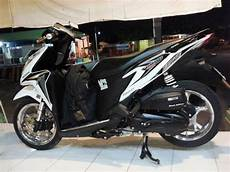 Modifikasi Vario Lama by Modifikasi Vario 125 Modifikasi Motor Kawasaki Honda Yamaha