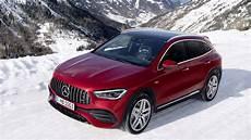 2021 Mercedes Gla Introduces Handsome Redesign