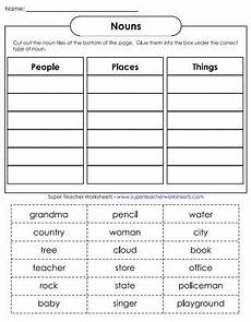 classifying nouns worksheets for 3rd grade 7977 pin on tharun