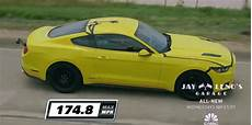 mustang gt 200 hennessey mustang gt breaks 200 mph ford authority