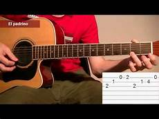 how to play song on guitar how to play the godfather theme song acoustic guitar tab lesson tcdg