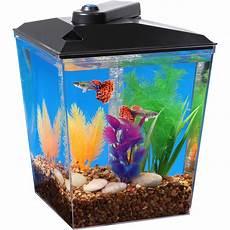 unique bargains aquarium fish tank light blue artificial plastic coral decoration walmart com