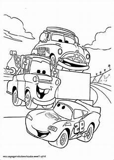 gambar untuk mewarnai cars
