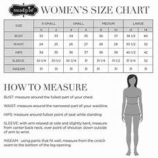 Medium Size Chart Sizechartwomens Mud Pie