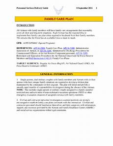 af form 357 family care certification fill online printable fillable blank pdffiller