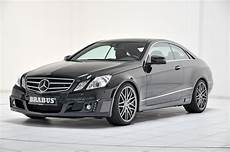 2013 Mercedes E Class Coupe B50 500 By Brabus Top Speed