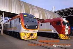 PHOTOS The SGR Locomotives Get Handed To Kenya  Naibuzz