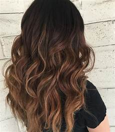 Haare Färben Ombre - black ombre hair colors for 2017 2019 haircuts