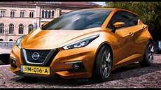 Nissan Micra 2017 Redesign
