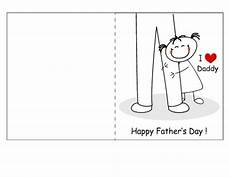 fathers day card template printable s day card from 1 kidspressmagazine