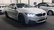 2017 bmw m4 competition lci with m performance exhaust