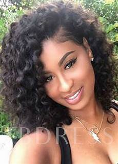 Wavy Hairstyles For American Hair