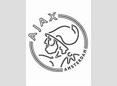 Logo Amsterdamsche Football Club Ajax   Disegni da