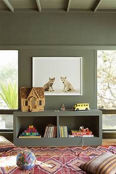 Une Chambre D Enfant En Vert Kaki Liat House