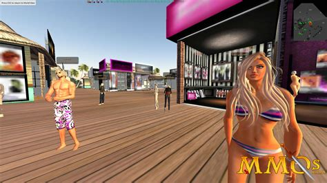 Second Life Game Review