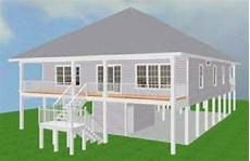beach house plans pilings elevated piling and stilt house plans coastal home plans