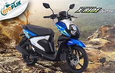 X Ride 2018 Modif by All New Yamaha X Ride 125 2020 Harga Spesifikasi Review