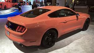 Pink 2015 Ford Mustang  YouTube