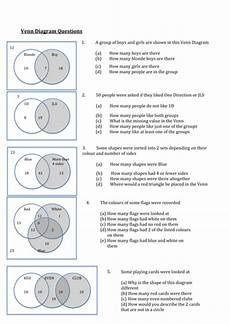 venn diagrams probability worksheets with answers 5956 venn diagrams by beenaway teaching resources tes