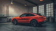 porsche cayenne turbo coupe 2019 4k 2 wallpaper hd car