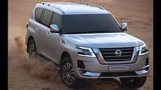 nissan dubai 2020 the new nissan patrol 2020 roading in dubai desert