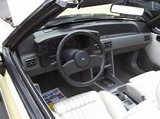 how to fix cars 1989 ford mustang interior lighting tropical yellow 1989 ford mustang lx 5 0l sport convertible mustangattitude com photo detail