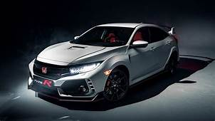 Honda Civic Type R Front View Headlights  Cars