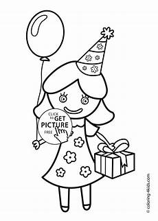 Gratis Malvorlagen Happy Birthday Birthday Coloring Pages Coloring Pages For