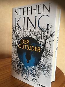 Stephen King Der Outsider - bookalike