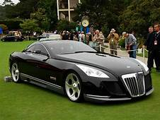Maybach Luxury Cars Exelero Photos
