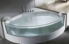 vasche da bagno glass vasche da bagno ad angolo really house glass