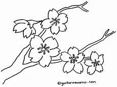 Gambar Bunga Untuk Diwarnai Bunga Sketsa