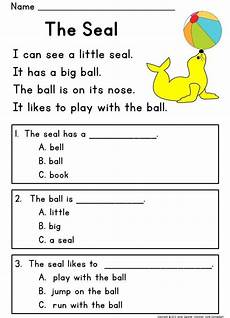 reading worksheets for kindergarten 18445 kindergarten reading comprehension guided rdg level c passages and questions reading