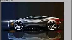 Concept Car Render 2