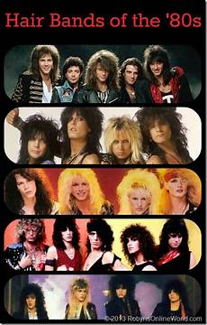 hair bands of the 80s quiz for throwback thursday robyns