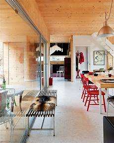 Sustainable House In A Dense Oak Forest