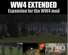 extmoddb mainpagebackgr image ww4 extended mod for arma