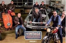 Vintage Garage Devient Vintage Mecanic Pour La Saison 2 224