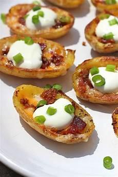 potato skins the bakermama