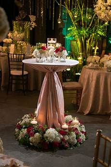 Decorations Table Top by Beautiful Receptions And Tablecloths On