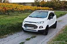 Essai Du Ford Ecosport L Outsider Des Petits Crossovers