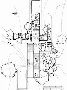 richard neutra house plans richard neutra kaufmann house floor plans plan for the