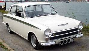 Actual Size Lotus Cortina Stars In Barons September