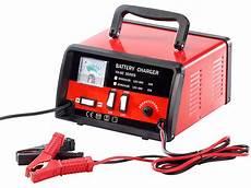 lkw batterie 24v lescars autobatterie ladeger 228 t profi batterieladeger 228 t