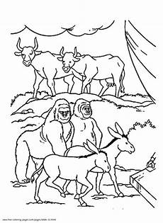 bible animals coloring pages 16909 coloring page animals two by two search bible coloring pages bible coloring noah s
