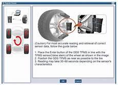 on board diagnostic system 2011 kia optima auto manual kia optima diagnosis procedure by using diagnostic device tpms sensor repair procedures